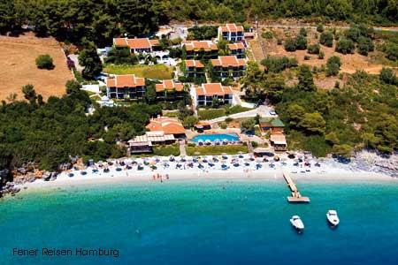 Adrina Beach Hotel Skopelos Griechenland