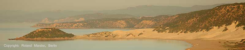 Knossos auf Kreta, eines der Höhepunkte der Insel