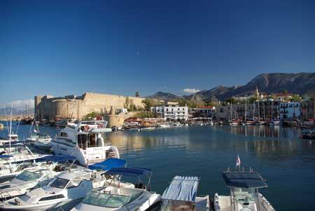 Girne der venezianische Hafen