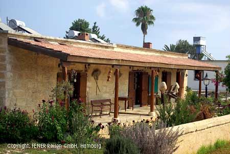 agrotourismus auf der karpaz halbinsel  nordzypern