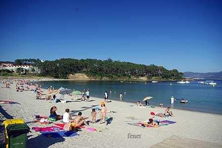 Strandurlaub in galicien